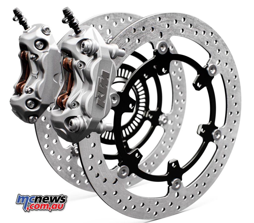 KTM Adventure Brakes