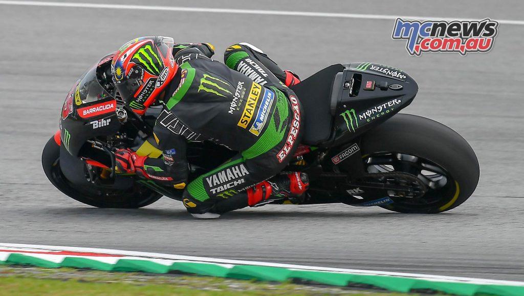 MotoGP Malaysia Fri Syahrin