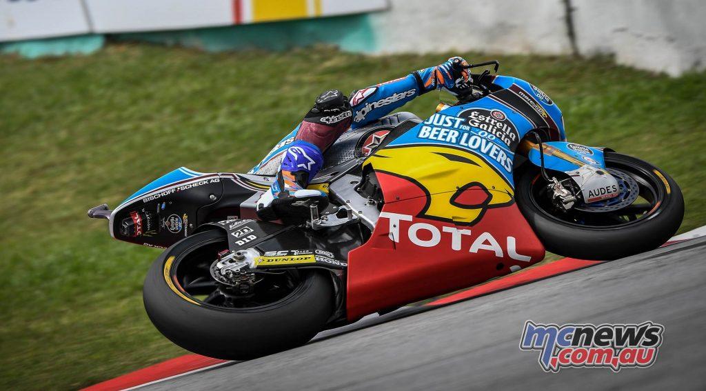 MotoGP Malaysia QP Moto Alex Marquez