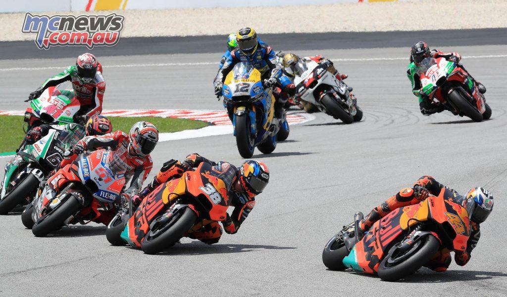 MotoGP Malaysia Race KTM Espargaro Smith
