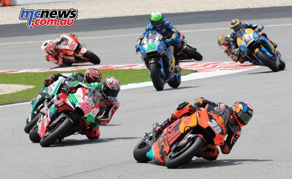 MotoGP Malaysia Race KTM Smith