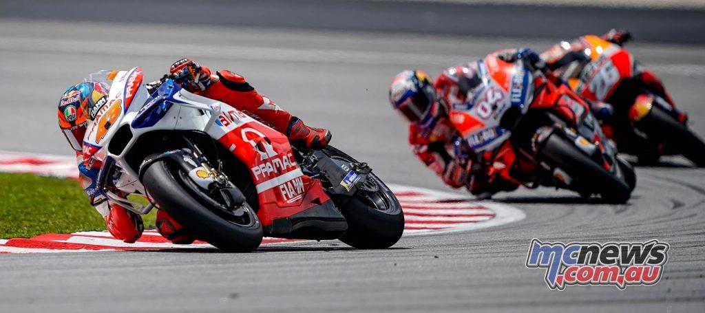 MotoGP Malaysia Race Miller