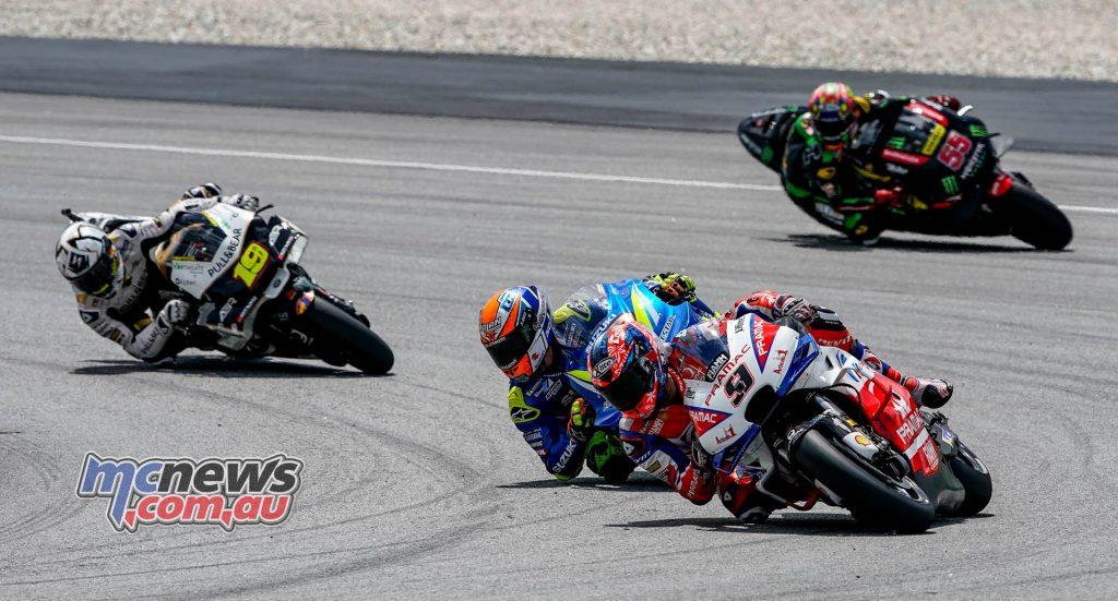 MotoGP Malaysia Race Petrucci