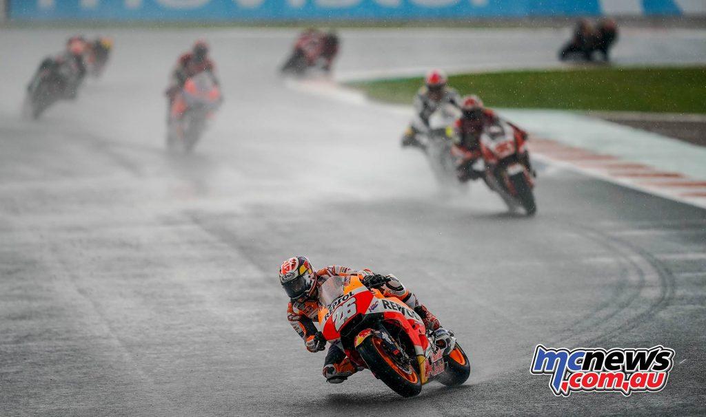 MotoGP Valencia Dani Pedrosa