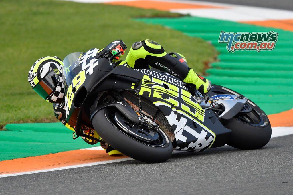 MotoGP Valencia Day Andrea Iannone