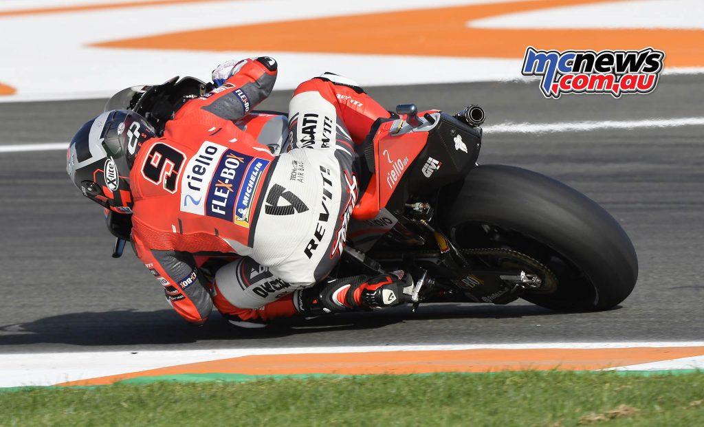 MotoGP Valencia Day Danilo Petrucci