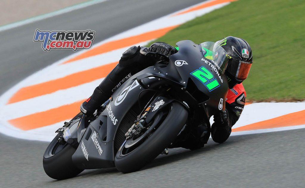 MotoGP Valencia Day Franco Morbidelli