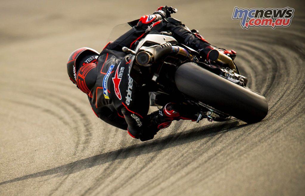 MotoGP Valencia Day Jorge Lorenzo