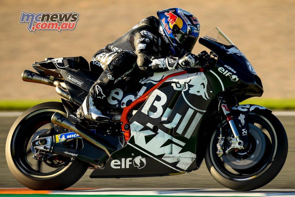 MotoGP Valencia Day Miguel Oliveira