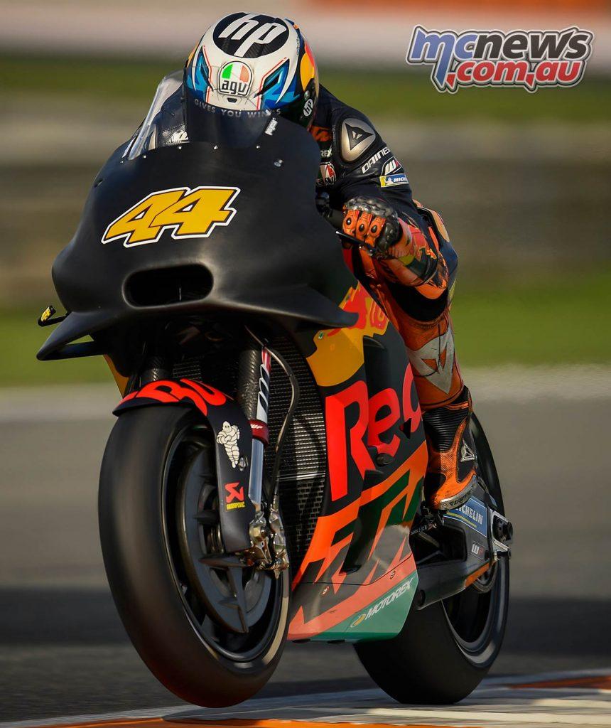 MotoGP Valencia Day Pol Espargaro
