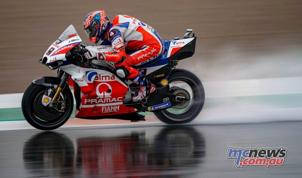 MotoGP Valencia Fri Danilo Petrucci