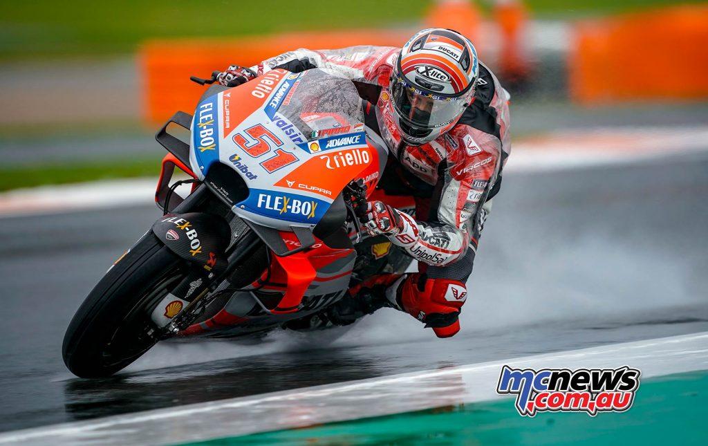 MotoGP Valencia Fri Pirro