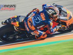 MotoGP Valencia KTM Johann Zarco