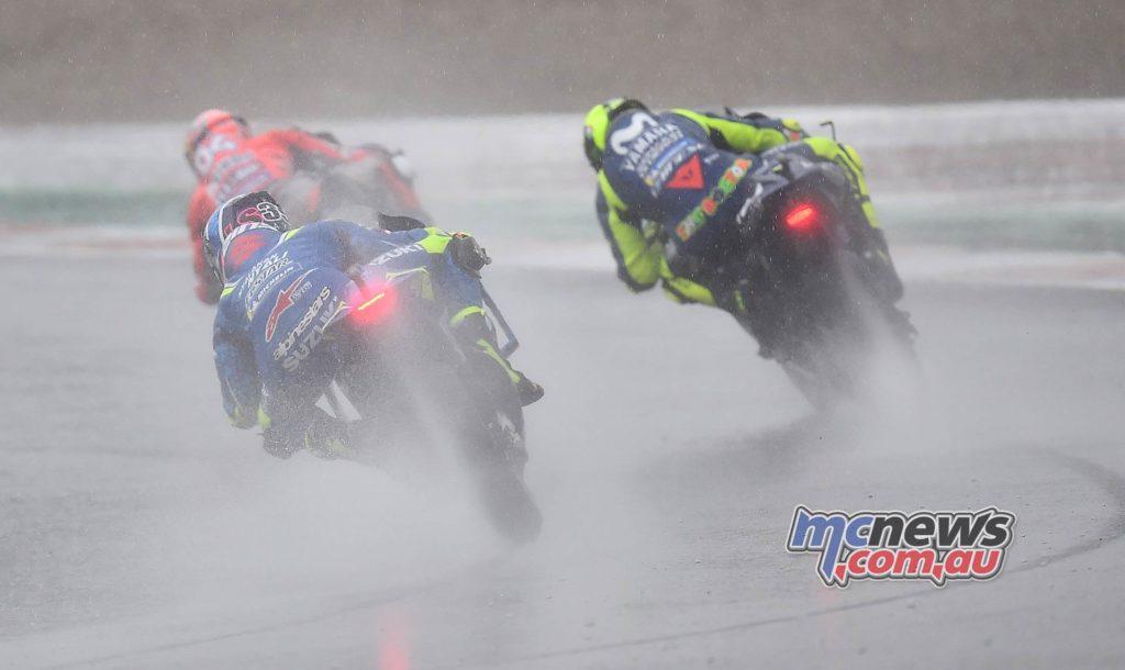 Rinsi Rossi Michelin Dovizioso MotoGP Valencia