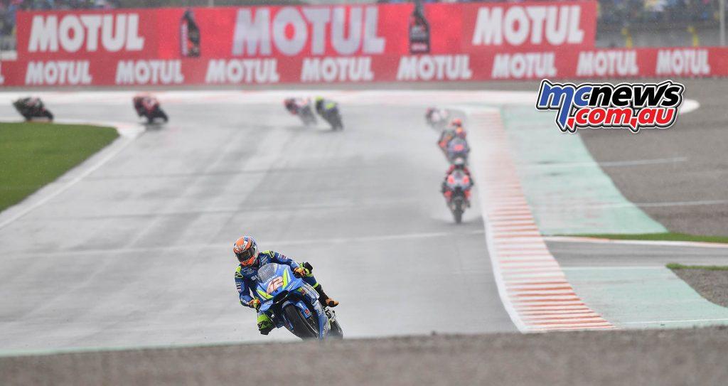 Rinsia Beginning Michelin MotoGP Valencia
