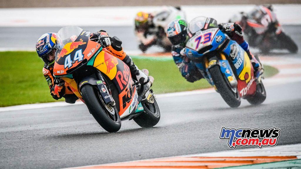 MotoGP Valencia Moto Oliveira Marquez