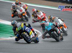 MotoGP Valencia Remy Gardner