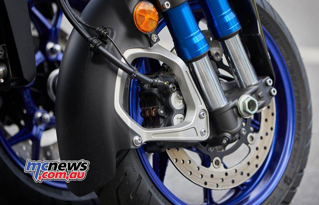 Yamaha Niken Brakes