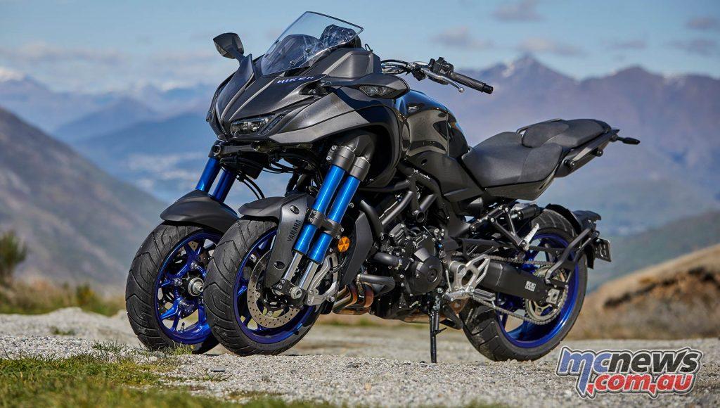 Yamaha Niken LHF