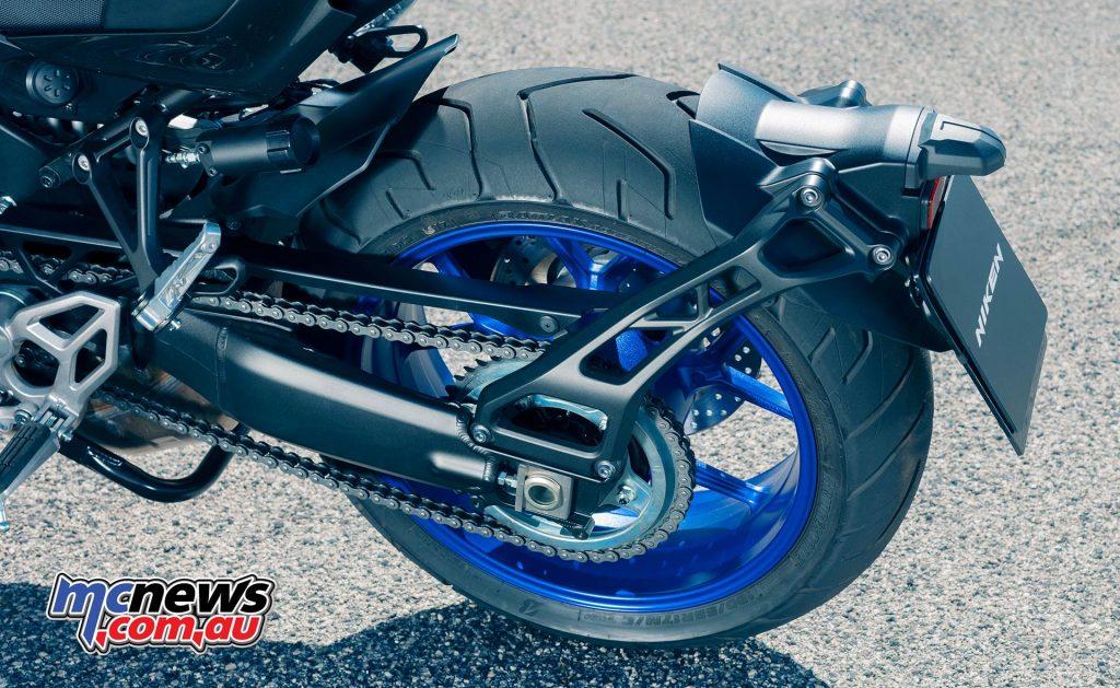 Yamaha Niken Rear Tyre