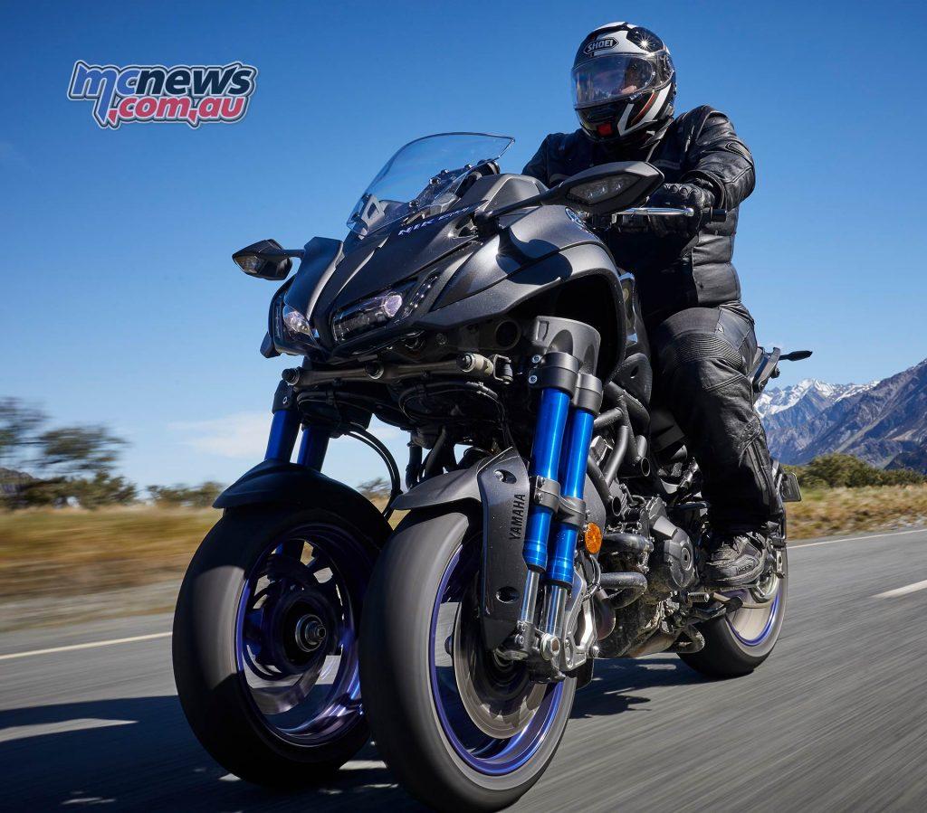 Yamaha Niken Trev