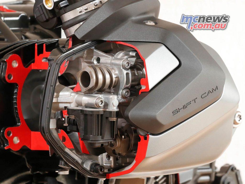 BMW R GS Adventure Engine