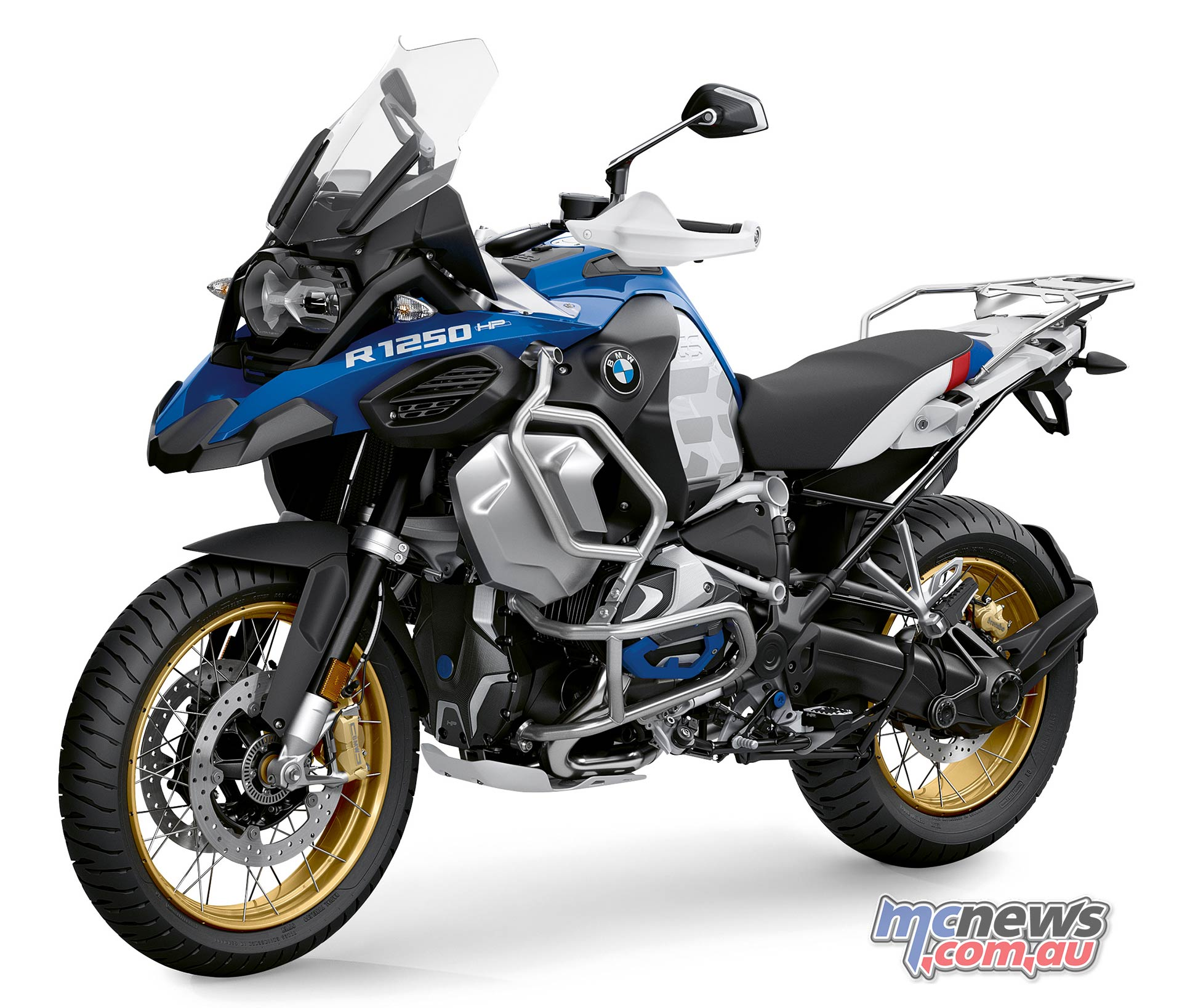 2019: 2019 BMW R 1250 GS Adventure