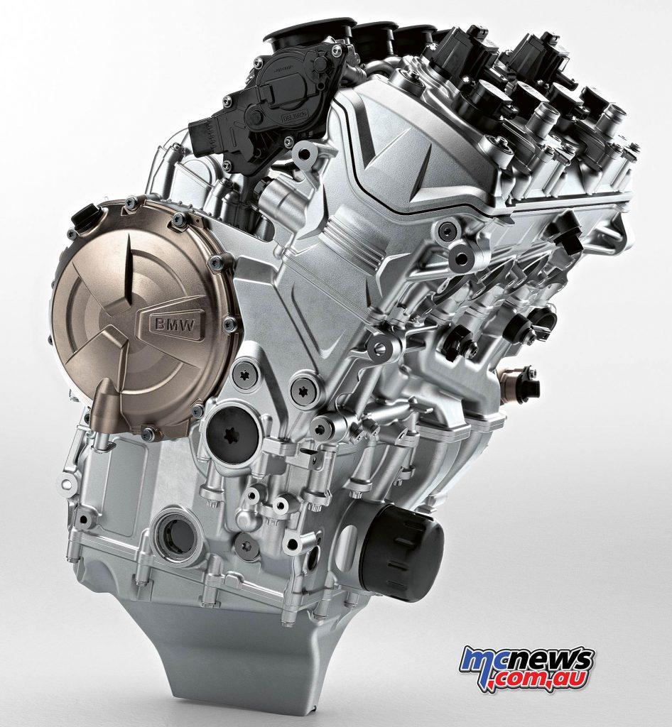 BMW S RR Engine