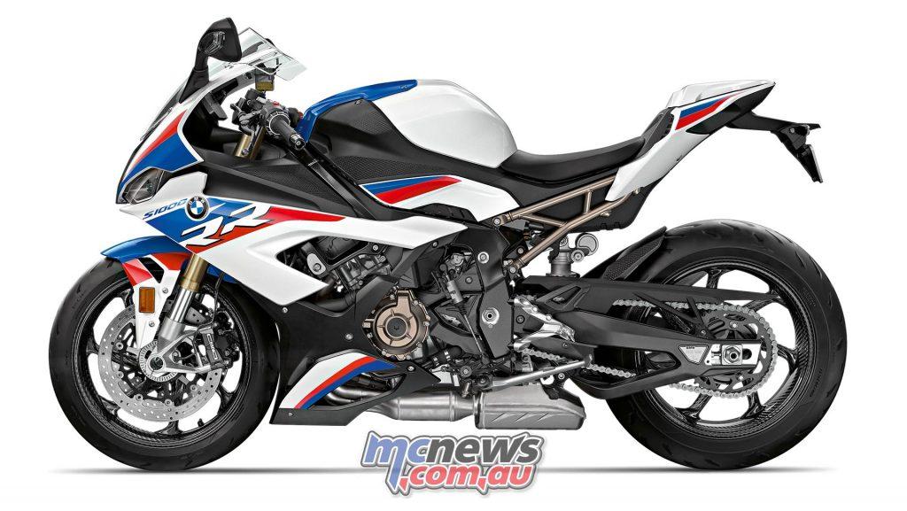 BMW S RR Motorposrt LHS