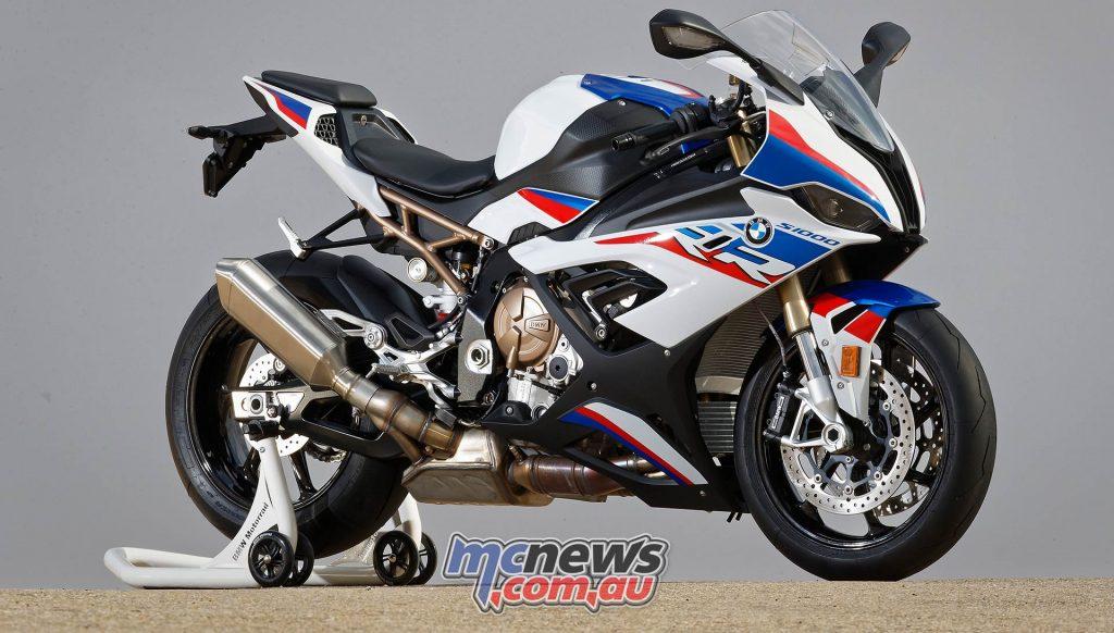 BMW S RR RHF Motorsport