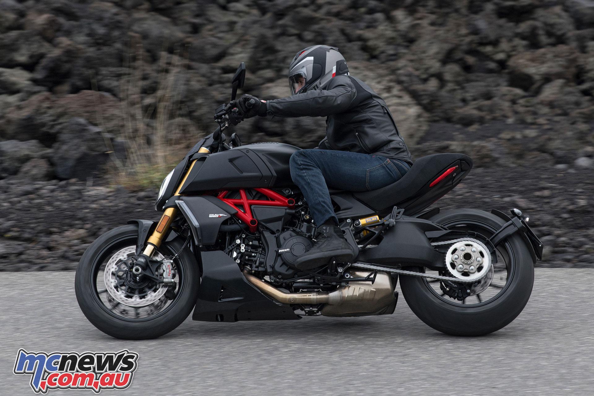 2019 Ducati Diavel And New Diavel S Get Dvt 1262 Engine Mcnews Com Au