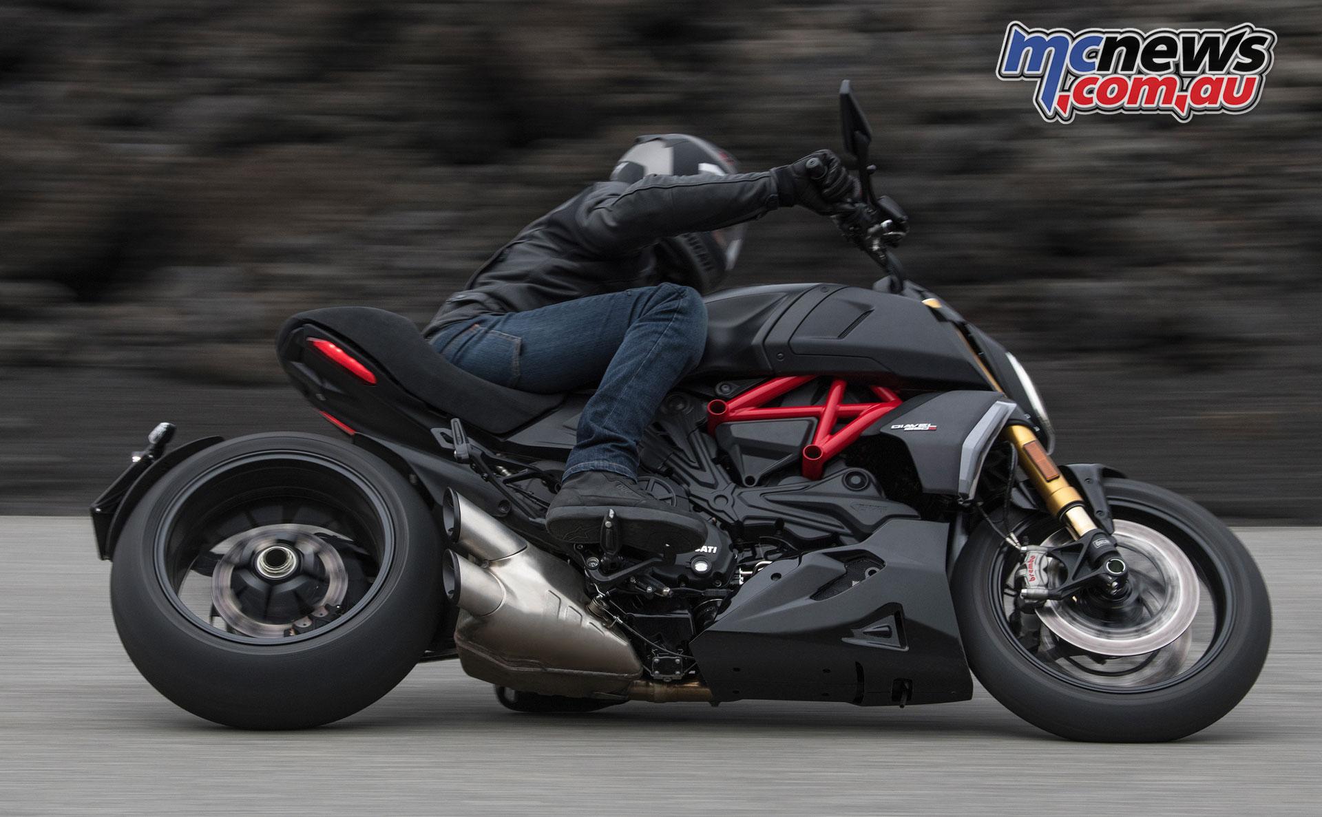 Ducati  Acceleration