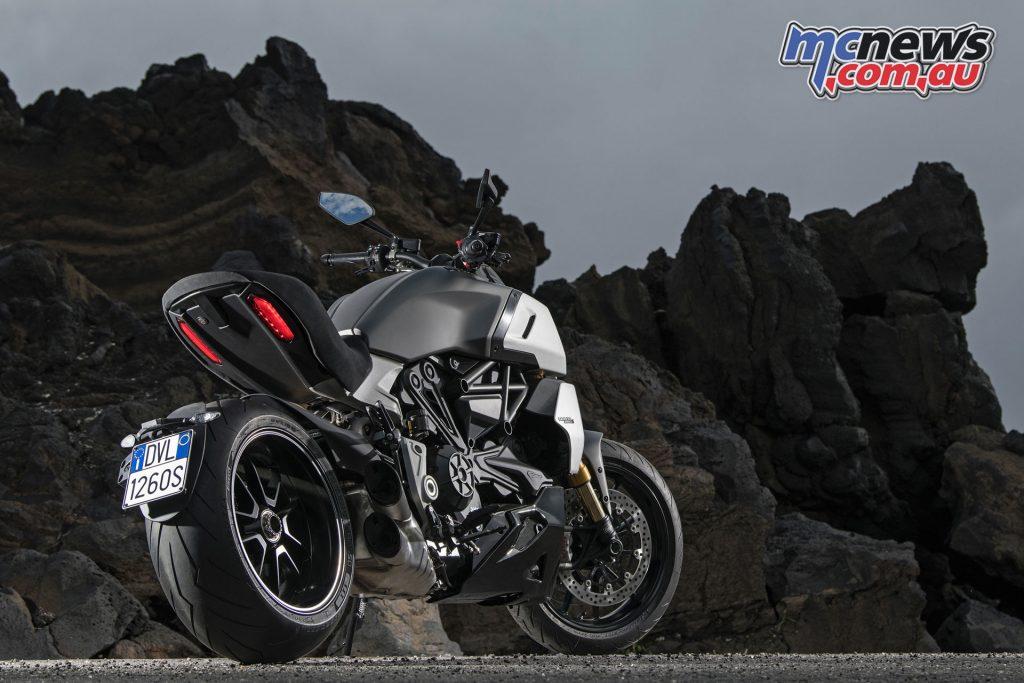 Ducati Diavel S