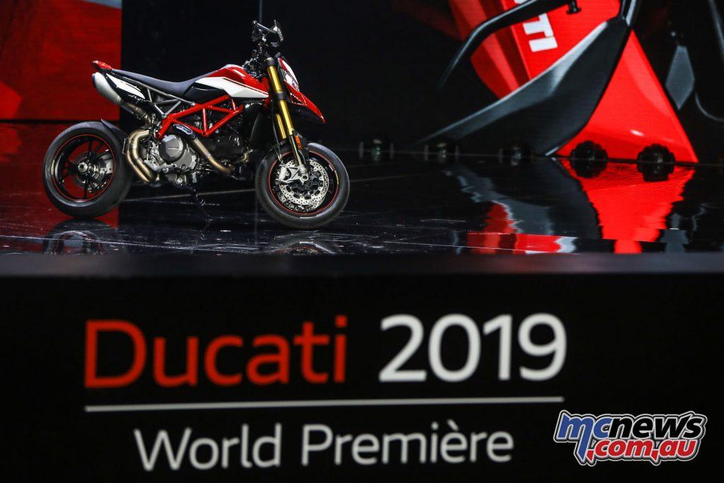 Ducati Hypermotard SP UC
