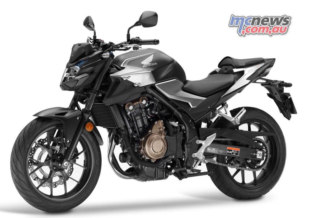 Honda CBF Studio