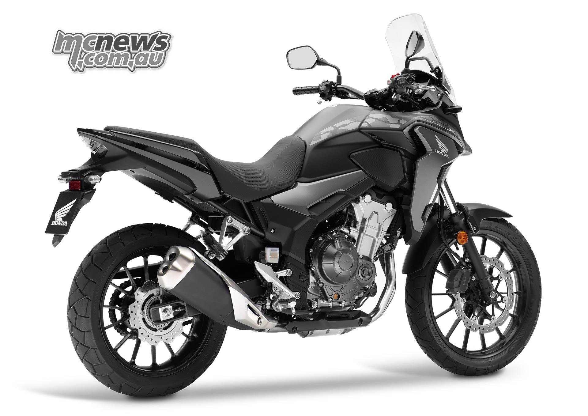 """2019 Honda CB500X   More grunt   More travel + 19"""" front   MCNews.com.au"""