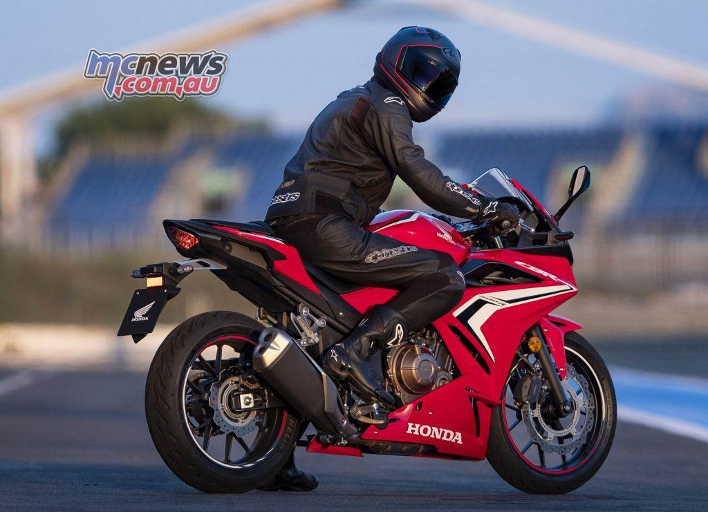 2019 Honda Cbr500r More Grunt Sharper Looks Mcnews