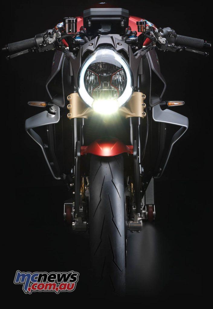 MV Agusta Brutale Serie Oro
