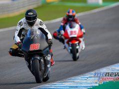 Moto Test Jerez Day Jake Dixon