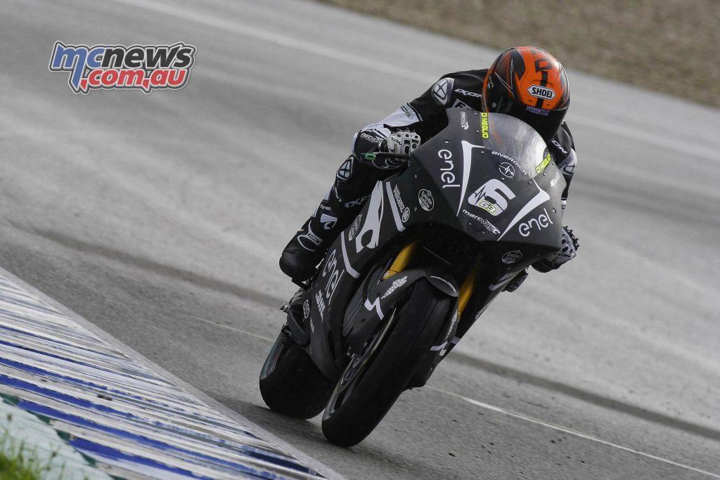 Moto Test Jerez Day Mike Di Meglio
