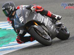 MotoE Test Jerez Day Niki Tuuli