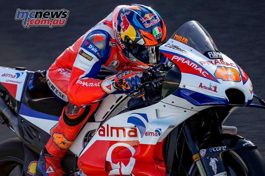 MotoGP Test Jerez Nov Day Jack Miller