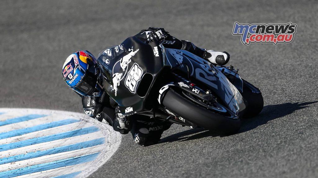 MotoGP Test Jerez Nov Day Miguel Oliveira