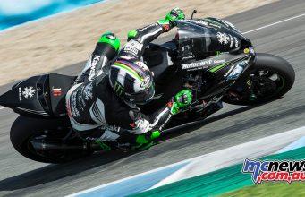 WSBK Test Jerez Nov GeeBee Leon Haslam