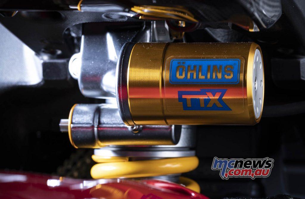 Yamaha YZF R GYTR Special Shock