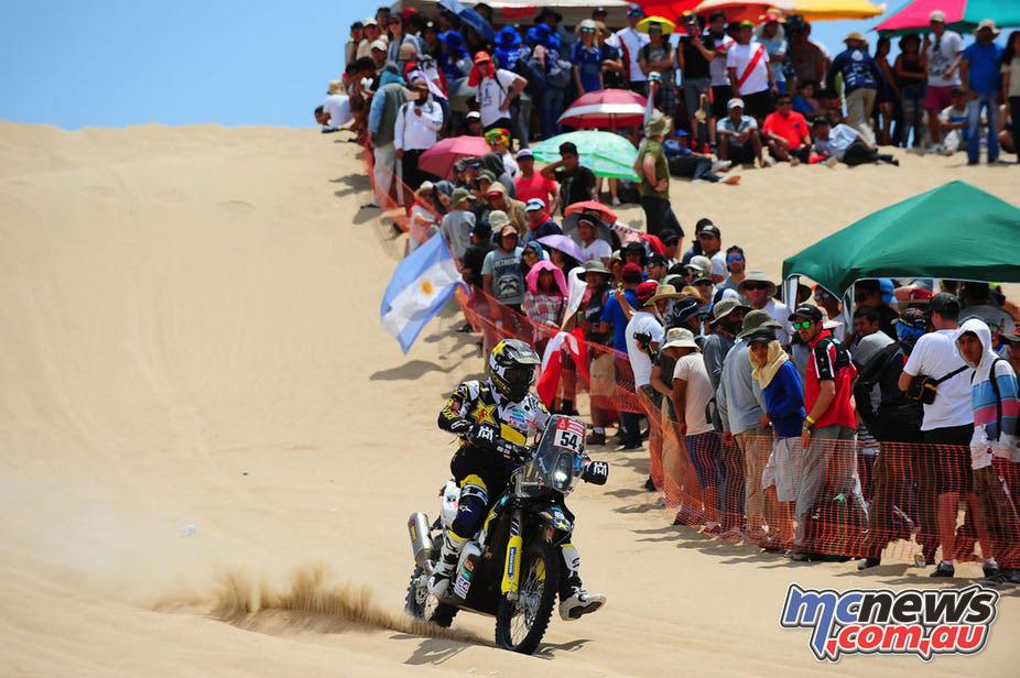 Andrew Short Rally racing