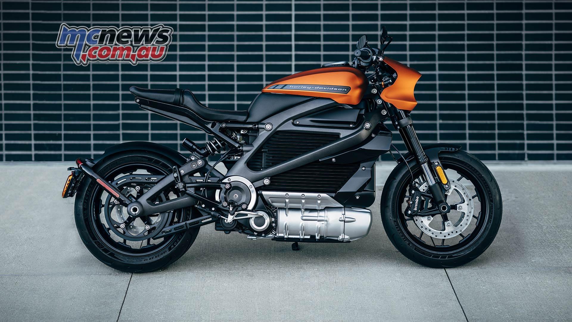 Harley Davidson: Harley-Davidson LiveWire Set For 2020 Australian Release