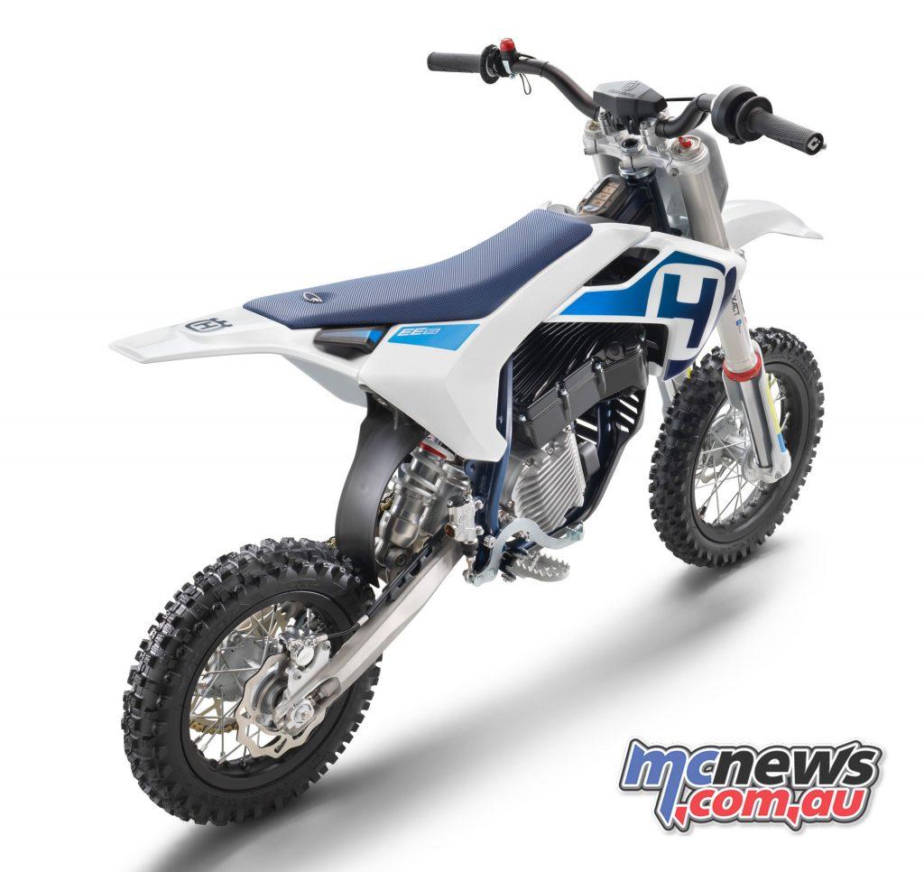 Husqvarna EE Electric Motorcycle