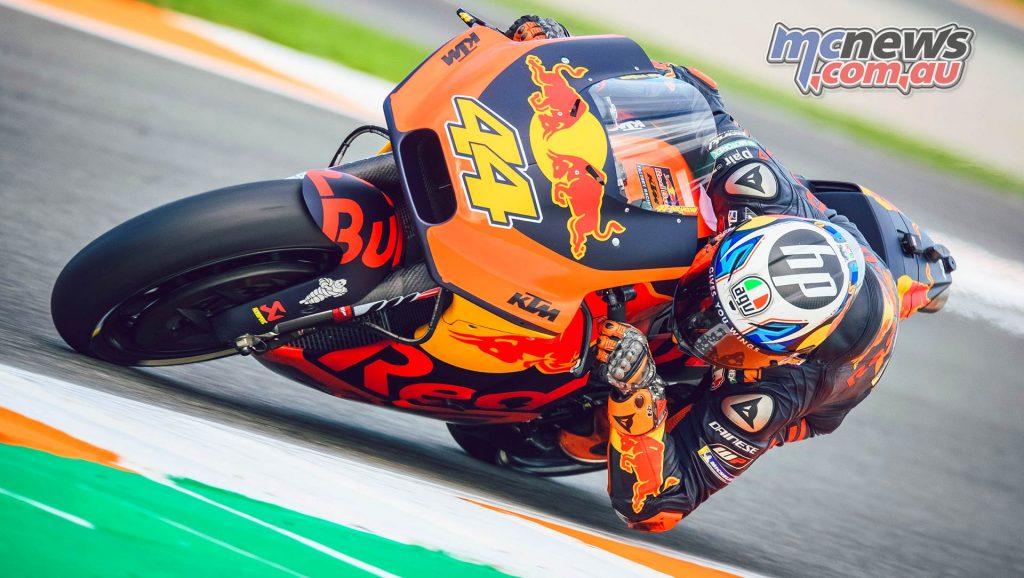 KTM RC Pol Espargaro