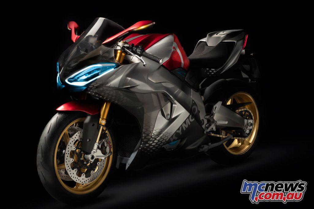 Kymco SuperNEX Concept Superbike